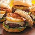 Hawaiian Style Hamburgers Recipe